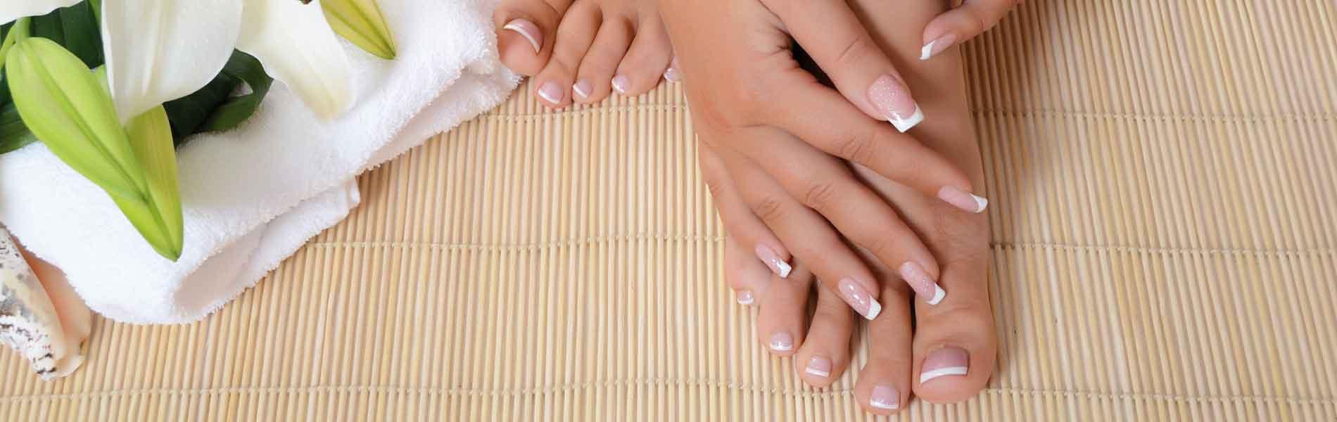 Maniküre & Pediküre - Nageldesign und Kosmetik